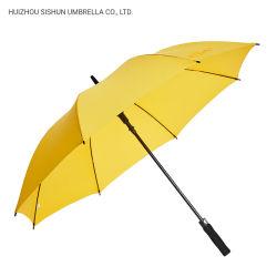 27' автоматически открывать и поле для гольфа Colse зонтик с логотипом Печать пользовательских зонтик поощрения комплексной