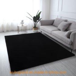 Современный стиль фо кролик мех напольный коврик ковер дома ковер