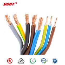 Fio eléctrico para condutores de cobre estanhado Flat cabos flexíveis