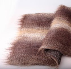 En fausse fourrure/Fake/artificiel tissu (10081216)