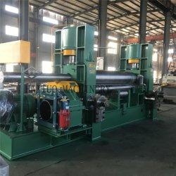 Máquina laminadora lámina metálica hidráulica CNC hidráulica Máquina laminadora W11s