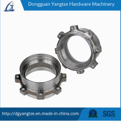 CNC di precisione che lavora il fornitore alla macchina automobilistico delle parti dei pezzi di ricambio degli accessori automatici meccanici dell'automobile