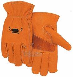 Handschoenen van het Herteleer van de Handschoenen van de Huid van het Varken van de Handschoenen van het Werk van de Bestuurder van het Leer van de Koe van de Handschoenen van de Bestuurder van de Schapen van Weldas de olie-Bestand Werkende