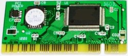 Placa de recuperação de dados PCI
