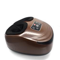 OEM/ODM Material de alta calidad de rodillo doble eléctrico Masajeador de pie de la presión de aire caliente, masaje de pies