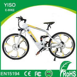 28-дюймовый 700c скрытые батареи горных велосипедов грязи с электроприводом/E-Sport Bike/велосипедов с электроприводом 48V 750 Вт с интегрированной Ebike из магниевого сплава