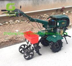 Groene de Diesel van de Macht Roterende micro-Landbouwer van de Landbouwer 9HP D178f Min Uitloper met Elektrisch Begin van Originele Familie Kingmax