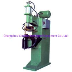 선풍기 덮개 Dtn 시리즈 AC 자동적인 두는 철강선 및 용접해서 빠른 압축 공기를 넣은 점용접 기계