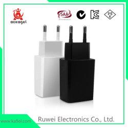 I telefoni delle cellule digiunano caricatore del USB del caricatore di potere con il FCC RoHS del Ce