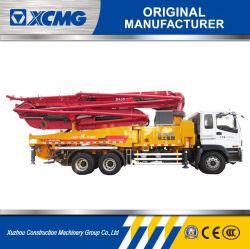 Pompa per calcestruzzo montata camion leggero della pompa per calcestruzzo 43m Hb43K di XCMG (più modelli da vendere)