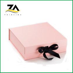 Großhandelsqualitäts-kundenspezifische Farben-verpackender Papiergeschenk-Kasten