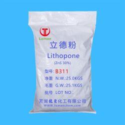 Produits chimiques inorganiques Lithopone B311 Pigment blanc prix d'usine