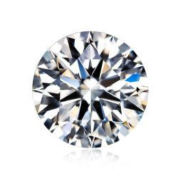 Großhandelspreis-Labor hergestellter leuchtender Schnitt runder Moissanite Diamant 1CT 1.5CT 2CT 3CT 4CT 5CT 6CT 7CT 8CT 9CT für Schmucksache-Entwurf