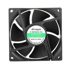 Ventilateur de refroidissement par air EC 8025 115V 210V 220V ventilateurs de refroidissement interne pour ordinateur portable super Ventilateurs de refroidissement