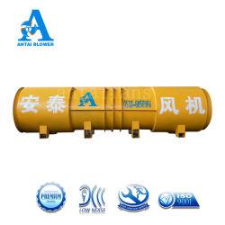 Stroom 350 de Explosiebestendige Industriële Ventilator Met geringe geluidssterkte van de Uitlaat van de Ventilatie As voor Mijn