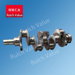 Parti di ricambio motore albero motore 4D95L per motore diesel Komatsu Albero 6D95L/6D102/S6d105/S6d95/S4d95/S6d107/6D114/S6d114/S6d140-2/S6d140-3/S6d140-5/6D110