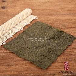 Tassya Yakiの寿司Nori (焼かれた海藻)