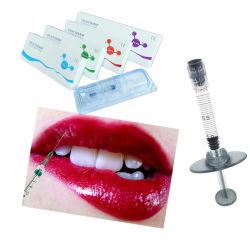 リップのための最もよい架橋結合されたHyaluronic酸の注射可能な皮膚注入口