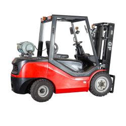 Duell-Kraftstoff angeschaltener Gabelstapler des Benzin LPG-Gabelstapler-2ton 2.5ton