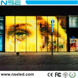 Heißes Produkt bekanntmachende P5mm farbenreiche transparente LED-Innenbildschirmanzeige