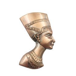O logotipo personalizado do seu programa favorito Egito Rainha Loja Ímanes para frigorífico de liga de Caracteres