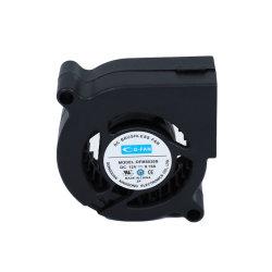 5020 Ventilator 50mm van de Lucht van de Drijvende kracht van de Weerstand van de ventilator Plastic Elektrische de Ventilator van de Lucht voor Auto