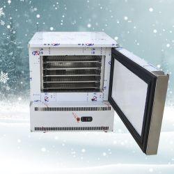 食糧温度をすぐに家へ帰る送風スリラーのフリーザー冷却装置を下げなさい
