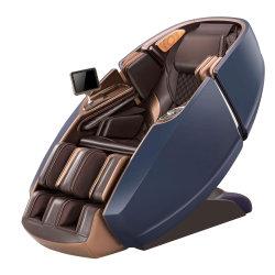 Schönheits-Gesundheits-L-förmiger voller Karosserien-Leder-Massage-Stuhl mit Shiatsu