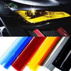 Carro de Acondicionamento com luzes de mudança de cor Películas de vinil 0.3*9 m de Luz do Carro de acondicionamento de vinil