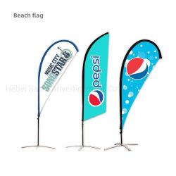 Дешевые рекламы ветер Blade флаги церковь пуховые баннеры ветер пляжа флаг для продажи