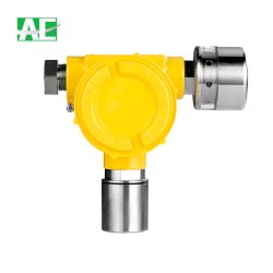 IP65 Détecteur de fuite de gaz murale fonctionne en vertu de la température de l'environnement -40~70c