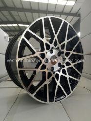 América del Norte Venta caliente del modelo de la rueda de 17X8 17X9 18X8.5 18X9.5 Llanta trasera delantera