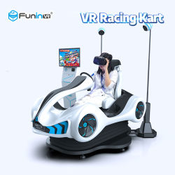 Simulador de Condução Automóvel Vr quente Racing 9d Simulator máquinas de jogo para a zona de jogos