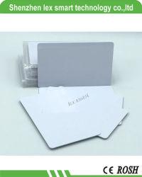 Leerzeichen Belüftung-Karten-Drucken des Tintenstrahl-13.56MHz mit Chip F08