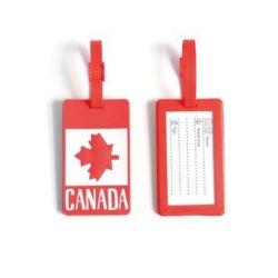 Оптовая торговля производство настроить логотип рекламных подарков пластиковые силиконовые Авиаперелеты ПВХ багажа Tag мягкий ПВХ тег индекса для багажного отделения подарок (YB-TL-4)