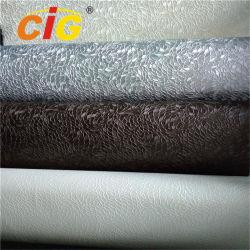 مرنة [بفك] [أرتيفيسل لثر] طباعة أريكة [بفك] جلد مع فانل بناء ظهر