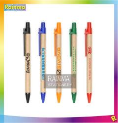 Comercio al por mayor Arte de papel el logotipo de Bolígrafo Bolígrafo bolígrafo de regalo para la publicidad