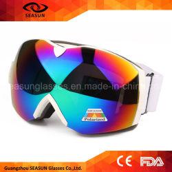Il pattino della neve mette in mostra il tipo Snowboard di Eyewears degli occhiali di protezione degli occhiali di protezione del rivestimento