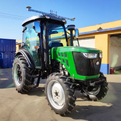 Hoher Abstand-Traktor-Minibauernhof-Traktor