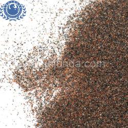 Granate de grano abrasivo de 80 mallas para chorro de agua de piedra de corte