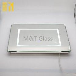고품질 목욕탕을%s 수정같은 LED 램프 미러