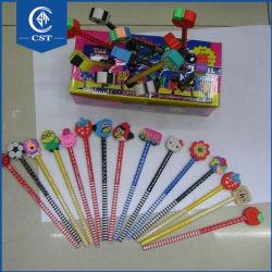 韓国様式かわいいデザインEcoの友好的で頑丈な鉛筆
