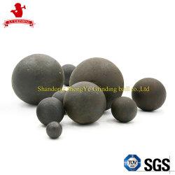 120mm em aço forjado a esfera de mídia de moagem moinho de bolas de Mineração