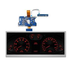 12,3 polegadas de alto brilho painel LCD 1920*720 IPS Exibir 40pinos com LVDS VGA HDMI Placa do Controlador
