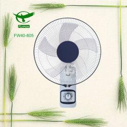 Protalbe Home Office 16polegadas ventilador de parede elétrica branca