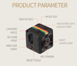 Mini caméra HD 1080P de vision nocturne du capteur de détection de mouvement caméra DVR Micro Sport petite caméra vidéo DV Cam