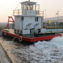 多機能の鋼鉄引っ張りのボートの哨戒艇作業ボートおよび船