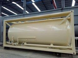 50000L de Container van de Tank van de olie ISO met de Pomp van de Brandstof voor Diesel