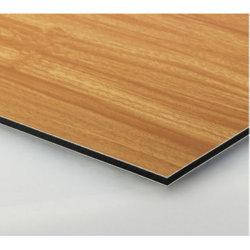 Aluminium Verbundmaterial Holz für Dekoration-Aludong