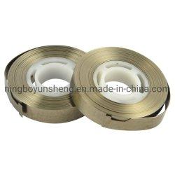 Sprung-kleiner flacher Ring-Vorhang-einziehbare Biegefedern des Reinigungs-Maschinen-Sprung-Edelstahl-SUS301